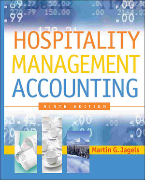 Hospitality Management Accounting, 9th Edition (EHEP000573) cover image