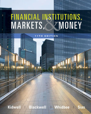 Financial Institutions, Markets, and Money, 11th Edition (EHEP002073) cover image