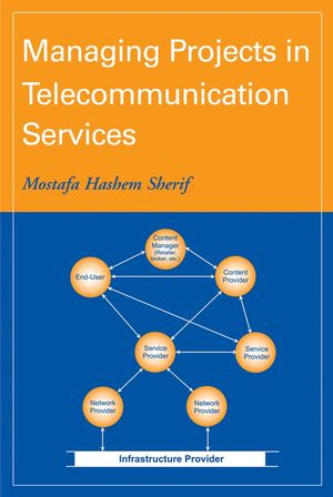 Managing Projects in Telecommunication Services (0470047674) cover image