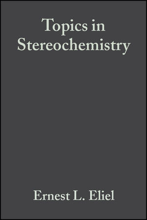 Topics in Stereochemistry, Volume 16 (0470147474) cover image