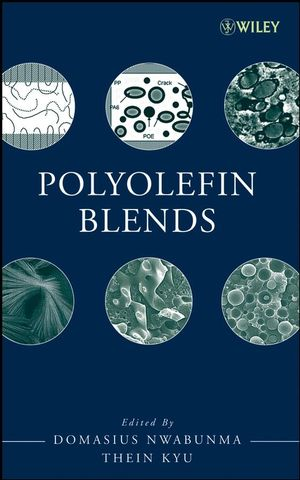 Polyolefin Blends (0470198974) cover image