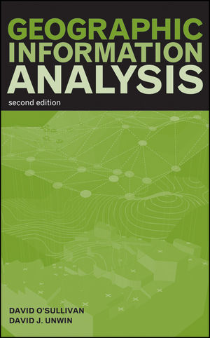 Geographic Information Analysis, 2nd Edition (0470288574) cover image