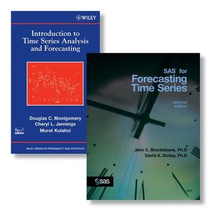 SAS System for Forecasting Time Series, 2e + Introduction to Time Series Analysis and Forecasting Set (0470387874) cover image