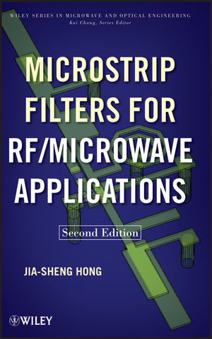 Microstrip Filters for RF/Microwave Applications, 2nd Edition (0470408774) cover image