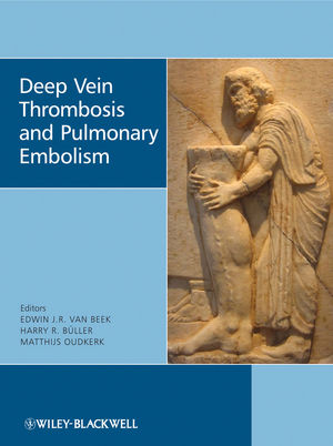 Deep Vein Thrombosis and Pulmonary Embolism (0470517174) cover image