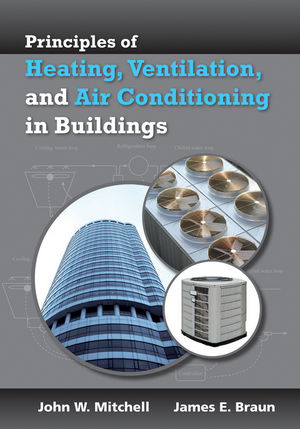 Principles Of Heating Ventilation And Air Conditioning In Buildings Wiley