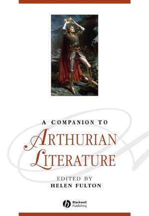 A Companion to Arthurian Literature (0470672374) cover image