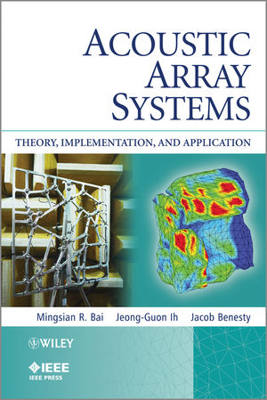 Acoustic Array Systems: Theory, Implementation, and Application (0470828374) cover image