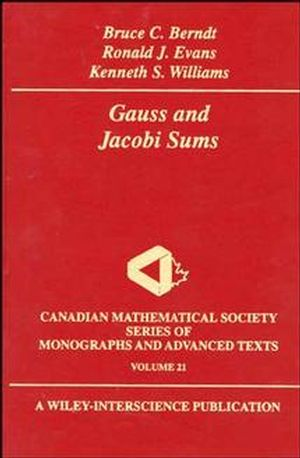 Gauss and Jacobi Sums