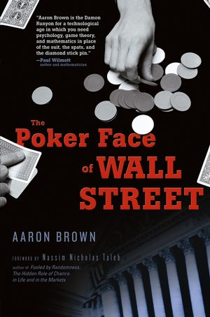The Poker Face of Wall Street (0471770574) cover image