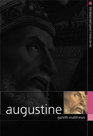 Augustine (0631233474) cover image