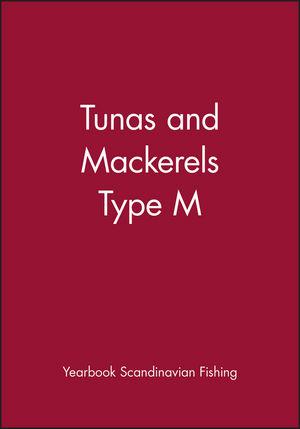 Tunas and Mackerels: Type M Wallchart