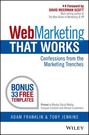 Book Cover Image for Web Marketing That Works: Confessions from the Marketing Trenches