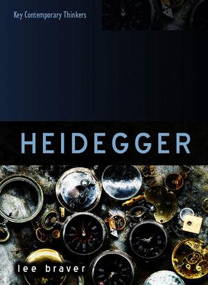 Heidegger: Thinking of Being (0745681174) cover image