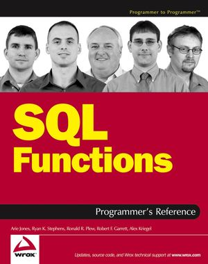SQL Functions Programmer