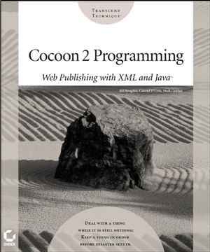 cocoon 2 programming web publishing with xml and java programming
