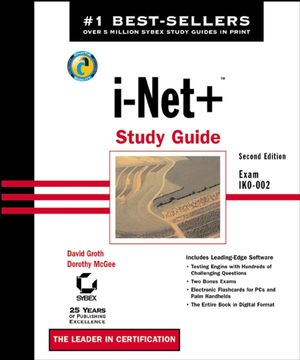 i-Net+ Study Guide: Exam IK0-002, 2nd Edition (0782152074) cover image