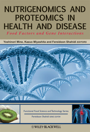 Nutrigenomics and Proteomics in Health and Disease: Food Factors and Gene Interactions  (0813807174) cover image