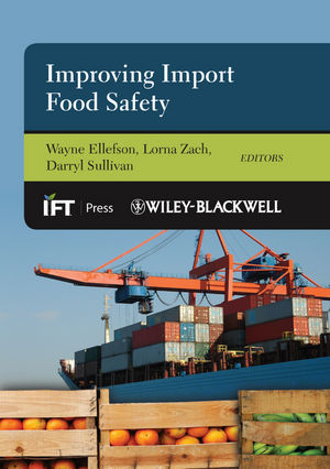 Improving Import Food Safety (0813808774) cover image
