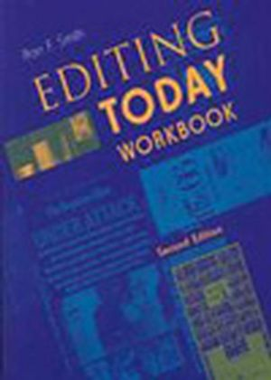 Editing Today Workbook, 2nd Edition