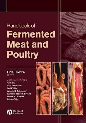 Handbook of Fermented Meat and Poultry (0813814774) cover image