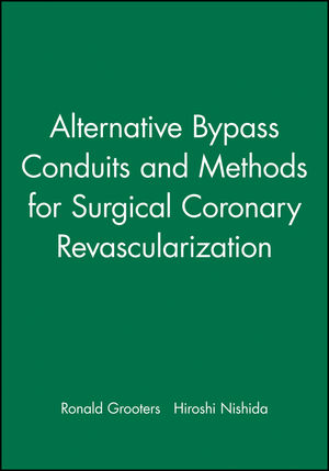 Alternative Bypass Conduits and Methods for Surgical Coronary Revascularization