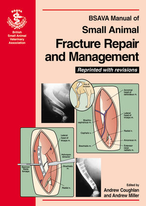 BSAVA Manual of Small Animal Fracture Repair and Management (0905214374) cover image