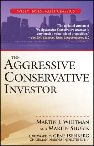 The Aggressive Conservative Investor (1118046374) cover image