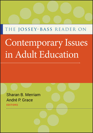 The Jossey-Bass Reader on Contemporary Issues in Adult Education (1118094174) cover image