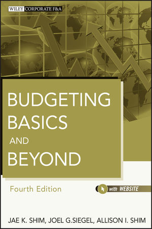 Budgeting Basics and Beyond, 4th Edition (1118096274) cover image