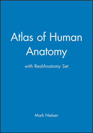 Atlas of Human Anatomy, 1e with RealAnatomy Set (1118158474) cover image