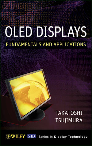 OLED Display Fundamentals and Applications (1118173074) cover image