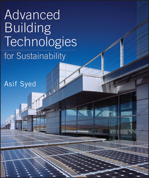 Advanced Building Technologies for Sustainability (1118241274) cover image