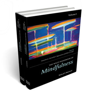The Wiley Blackwell Handbook of Mindfulness (1118294874) cover image