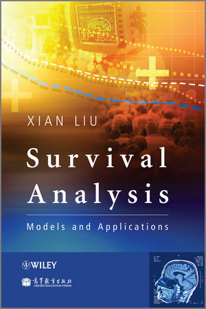 Survival Analysis: Models and Applications (1118307674) cover image