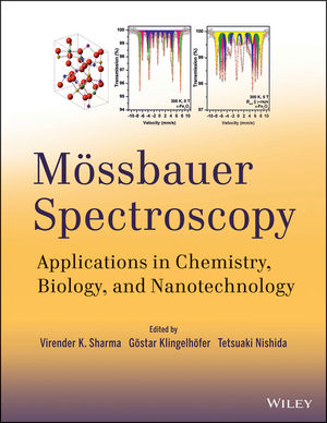 Mossbauer Spectroscopy: Applications in Chemistry, Biology, and Nanotechnology (1118771974) cover image