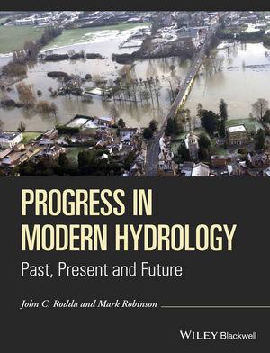 John Rodda Progress Modern Hydrology: