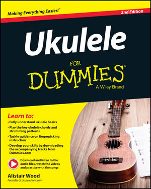 Ukulele For Dummies, 2nd Edition