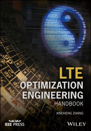 LTE Optimization Engineering Handbook (1119158974) cover image