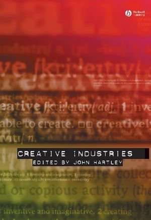Creative Industries (1405101474) cover image