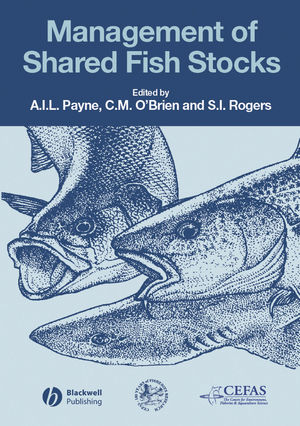 Management of Shared Fish Stocks (1405106174) cover image