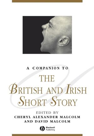 A Companion to the British and Irish Short Story (1405145374) cover image