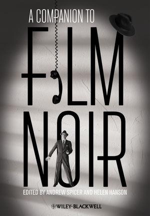 A Companion to Film Noir (1444336274) cover image