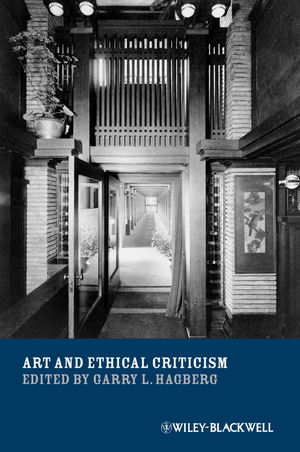 Art and Ethical Criticism (1444337874) cover image