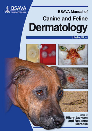 BSAVA Manual of Canine and Feline Dermatology, 3rd Edition