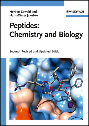 Peptides: Chemistry and Biology, 2nd Edition (3527318674) cover image