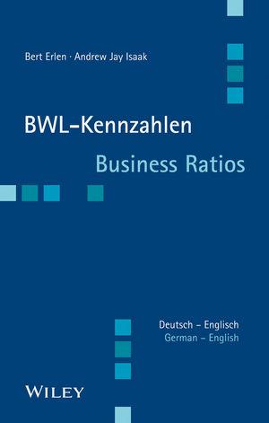 BWL-Kennzahlen Deutsch - Englisch - Business Ratios German/English
