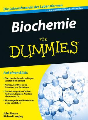 Biochemie für Dummies, 2. Auflage