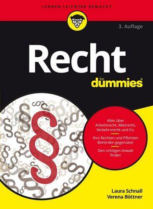 Recht für Dummies, 3. Auflage