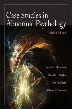 Case Studies in Abnormal Psychology, 8th Edition (EHEP000274) cover image